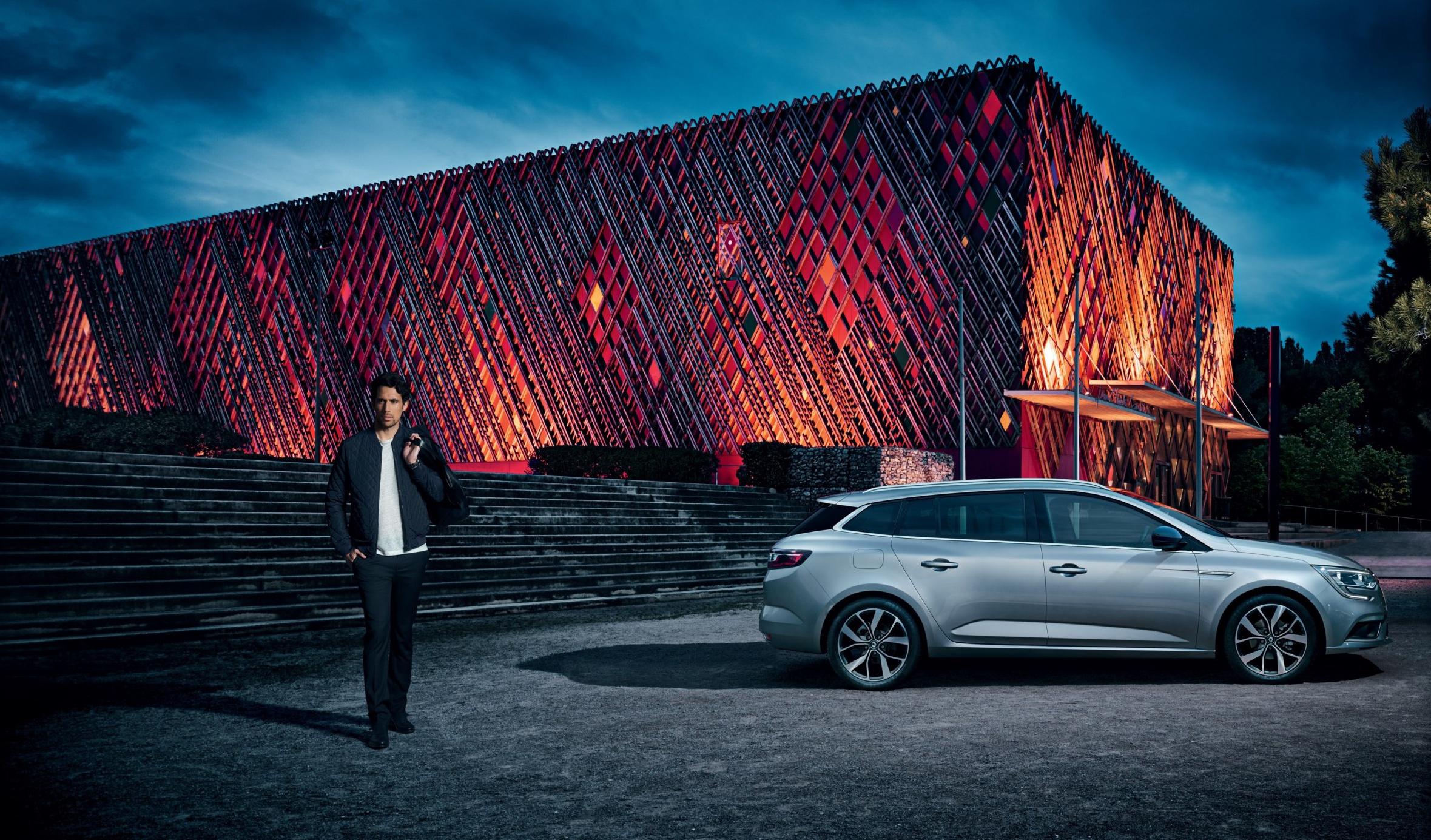 Objevte Renault MEGANE