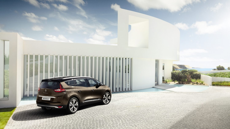 Objevte Renault SCENIC