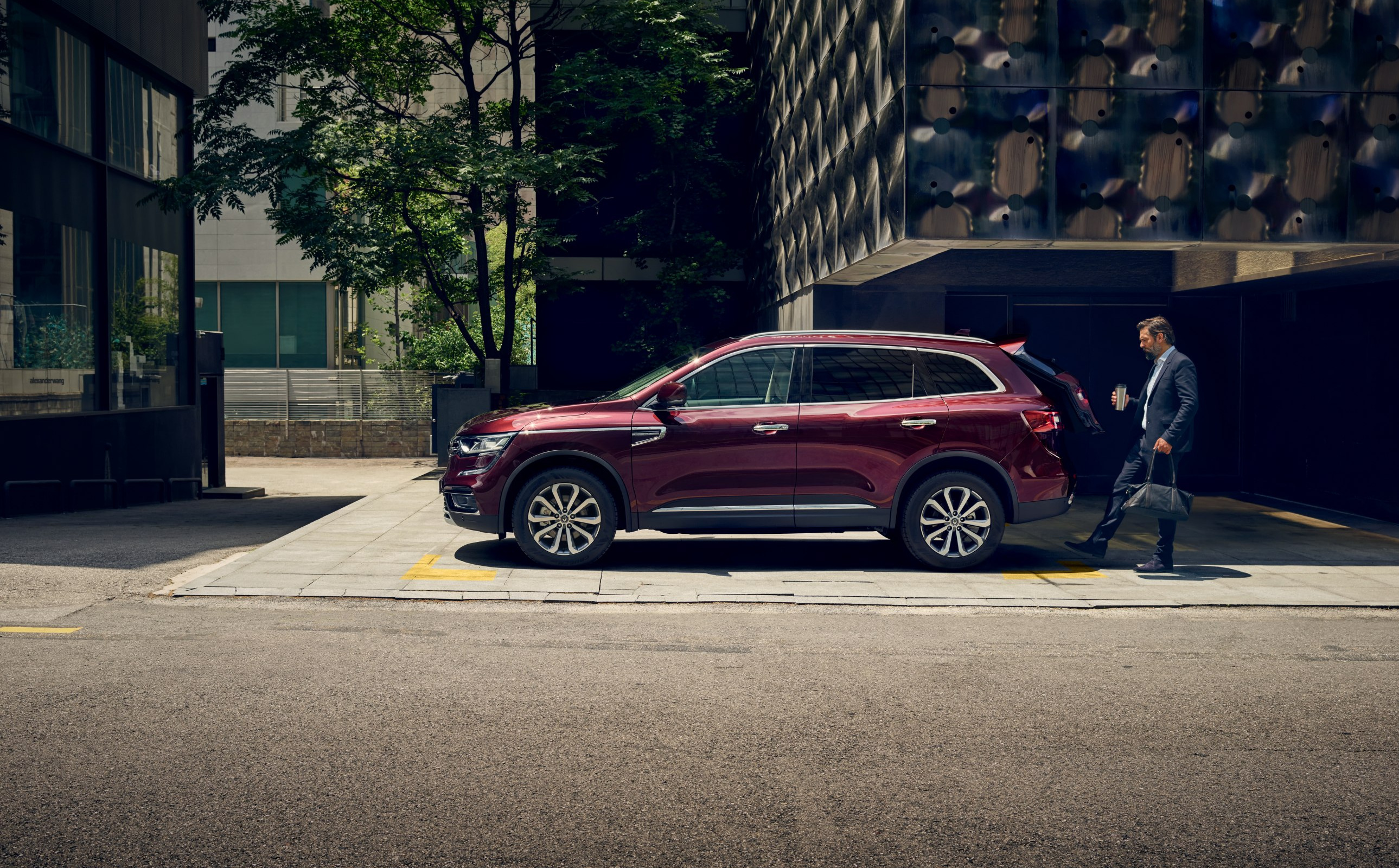Objevte Nový Renault KOLEOS