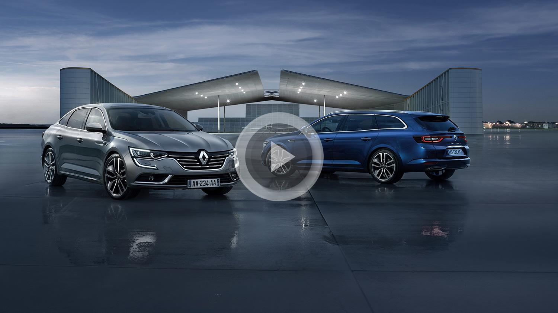Objevte Renault TALISMAN Grandtour