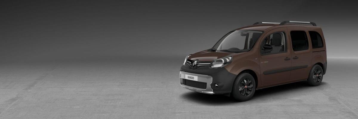 Objevte Renault KANGOO