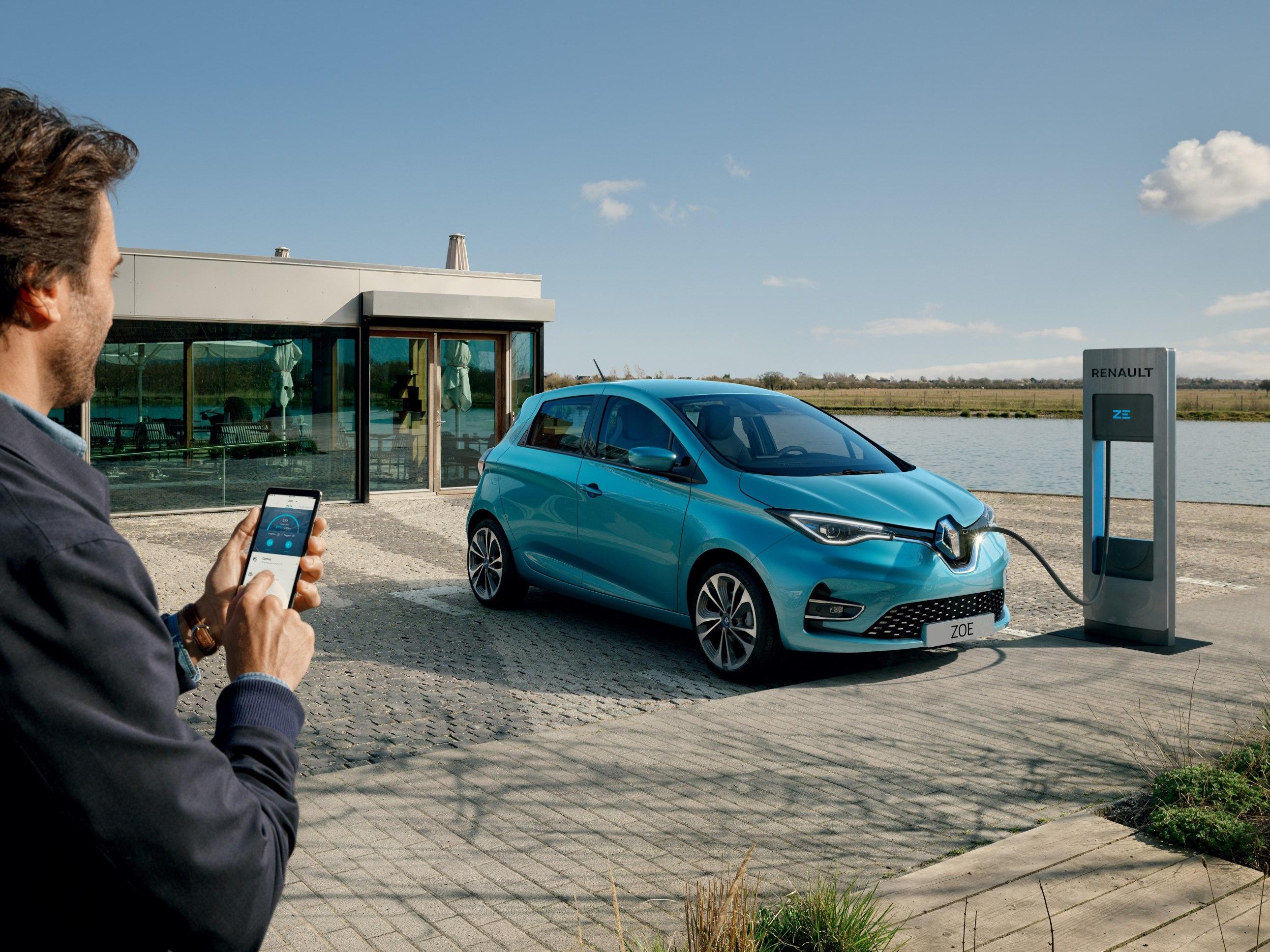 Objevte Renault ZOE