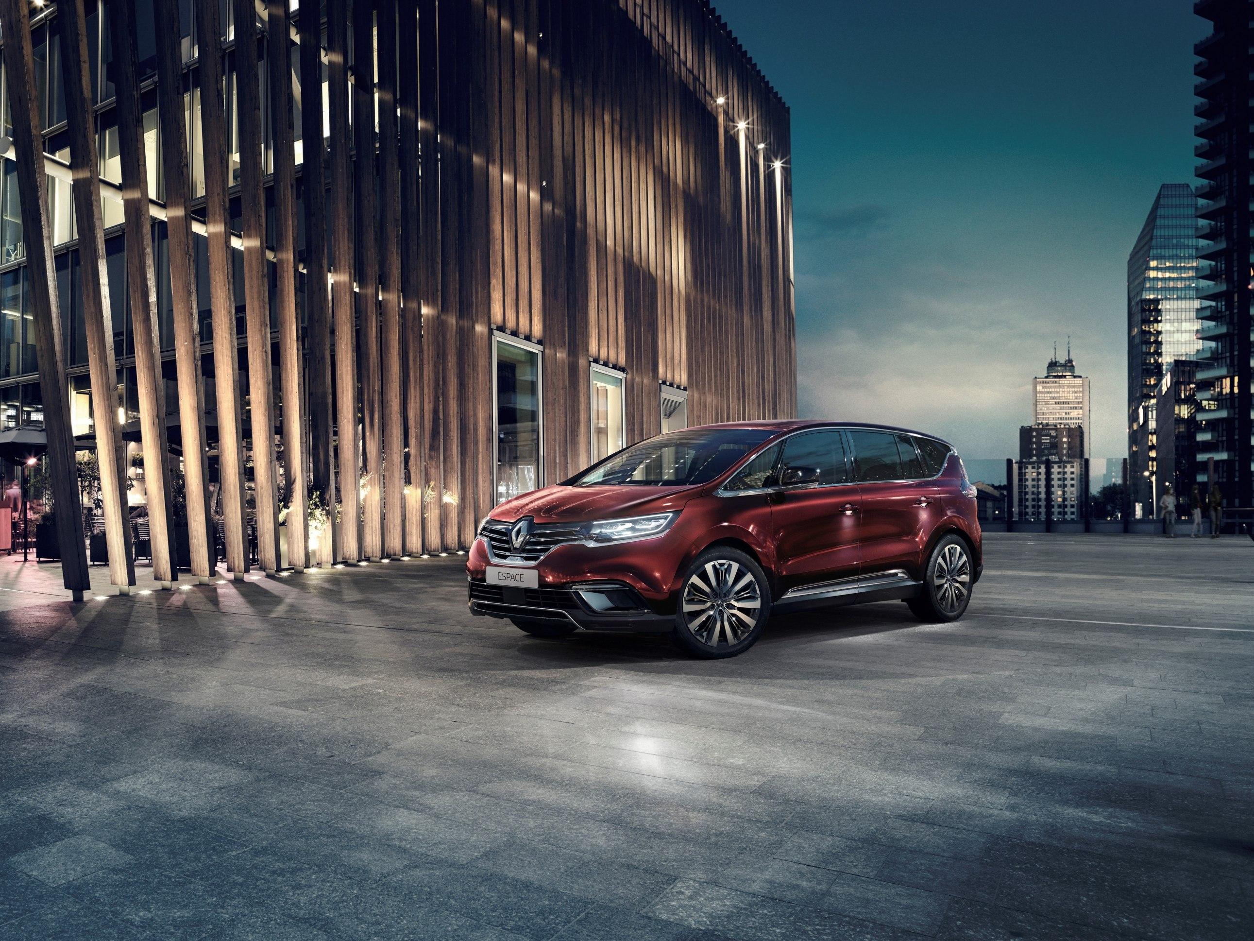 Objevte Renault ESPACE