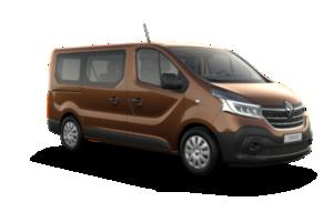 Nový TRAFIC Combi Van